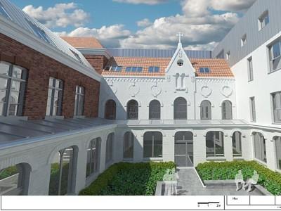 BUREAU NEUF A VENDRE - LILLE - 224 m2 - 646600 €