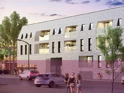 BUREAU NEUF A VENDRE - LOMME EURATECHNOLOGIE - 132 m2 - 310580 €