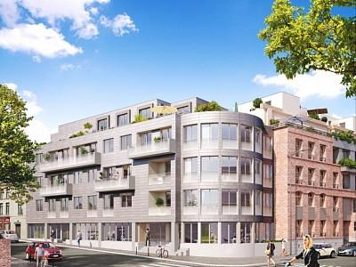 BUREAU A VENDRE - LILLE - 245 m2 - 742000 €