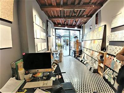 LOCAL COMMERCIAL A LOUER - LILLE - 35 m2 - Prix : nous consulter