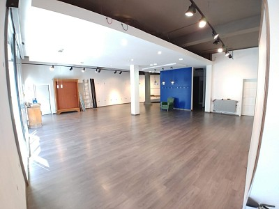 LOCAL COMMERCIAL A LOUER - BAILLEUL CENTRE-VILLE - 123 m2 - 1900 € HC et HT par mois