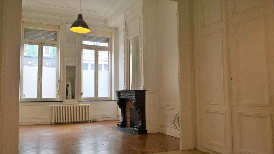 Bureau lille 44 67 m2650 hc et ht par mois immobilier lille entreprises et commerces - Bureau de change a lille ...