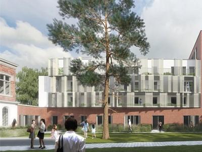 BUREAU NEUF A VENDRE - LILLE - 224 m2 - 646�0 €