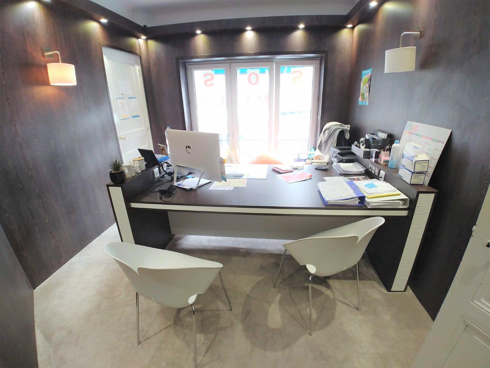 BUREAU A VENDRE - LILLE - 96,33 m2 - 285�0 €