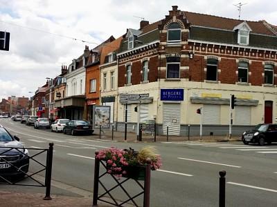 LOCAL COMMERCIAL - HELLEMMES LILLE - 87 m2 - RÉALISÉ