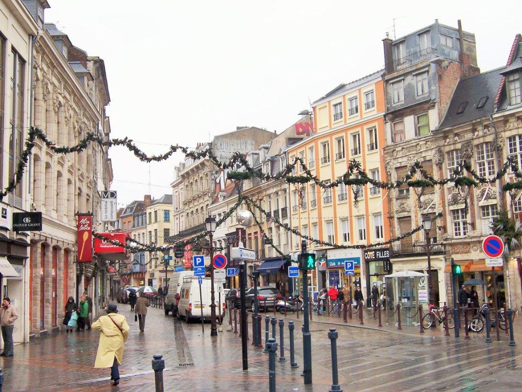 LOCAL COMMERCIAL A LOUER - VIEUX-LILLE - 3�0 € HC et HT par mois