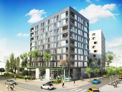 LOCAL COMMERCIAL NEUF A VENDRE - LILLE - 323,75 m2 - 600�7 €