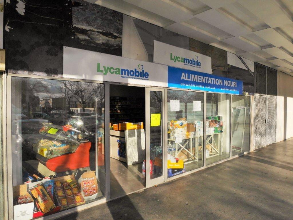 LOCAL COMMERCIAL A VENDRE - MONS EN BAROEUL - 65 m2 - 61�0 €