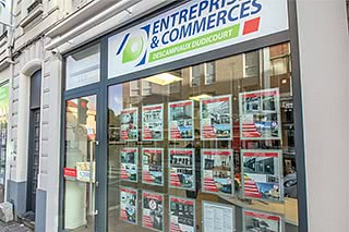 Entreprises & Commerces Descampiaux Dudicourt - Agence Entreprises et Commerces