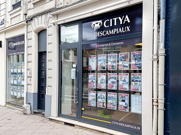 Entreprises & Commerces Citya Descampiaux - Agence Entreprises et Commerces
