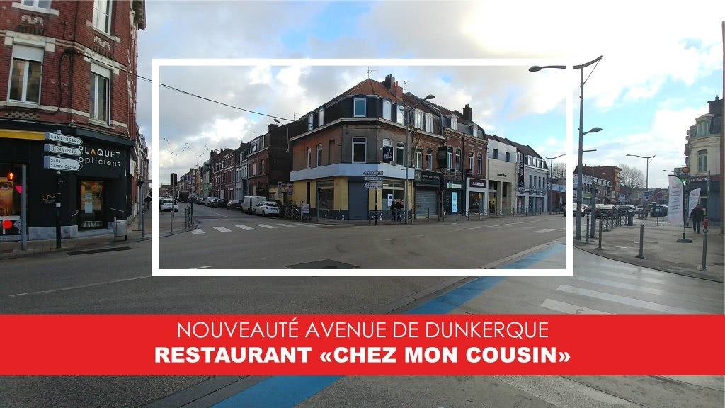 Lille-Lambersart : Un chef étoilé et une épicerie engagée débarquent avenue de Dunkerque