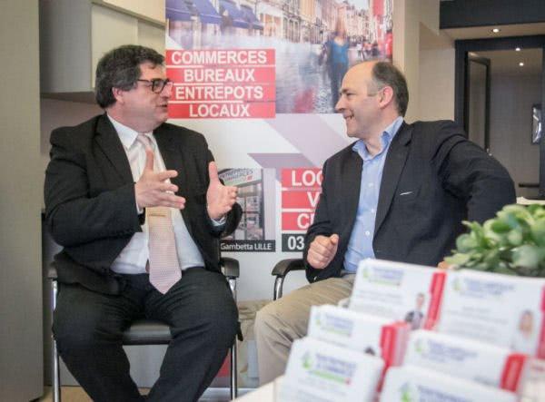 [EXCLU] LES ATOUTS DU COMMERCE A LILLE, Interview de FRANCK HANOH, adjoint à la Mairie de Lille.