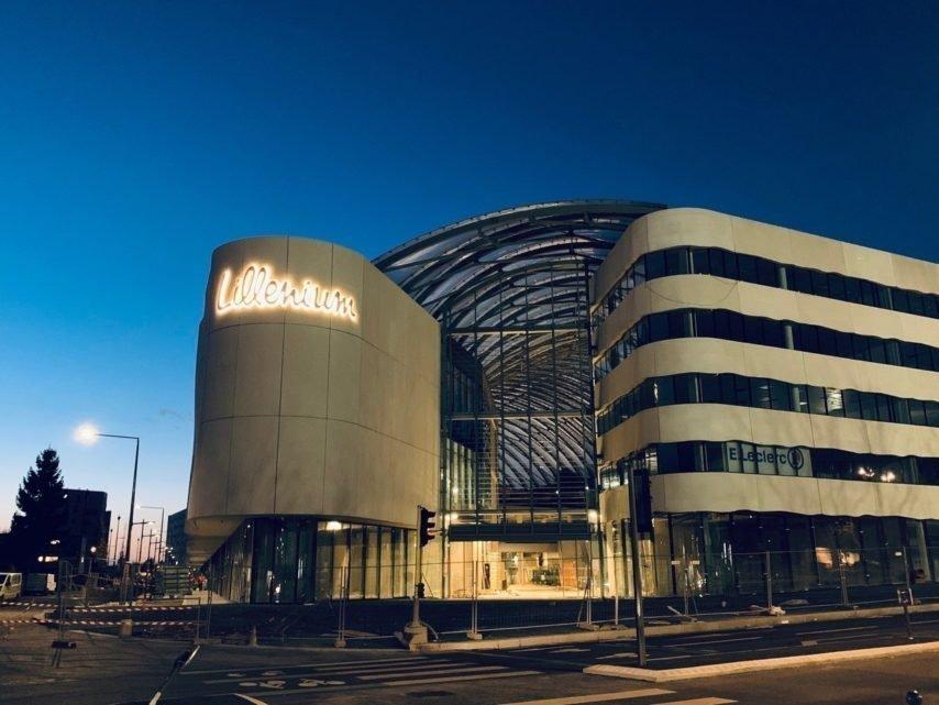 Centre commercial Lillenium à Lille : la date d'inauguration est confirmée