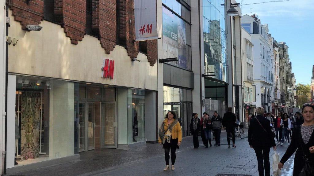 Lille : H&M ferme sa boutique de la rue de Béthune