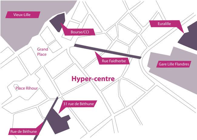 Lille : une éclosion de projets pour redynamiser le centre-ville