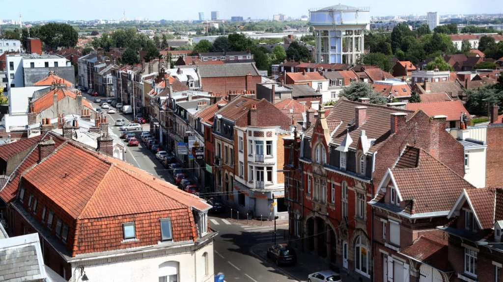 L'avenue de Dunkerque garde le cap